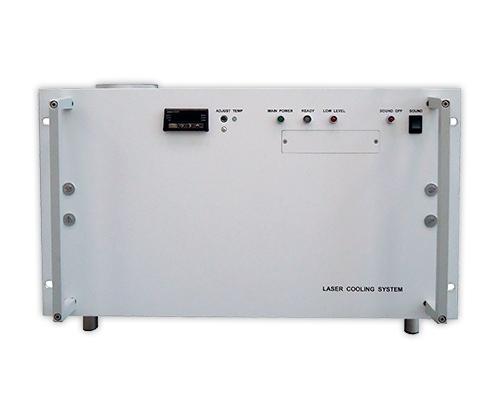 Laser cooling system