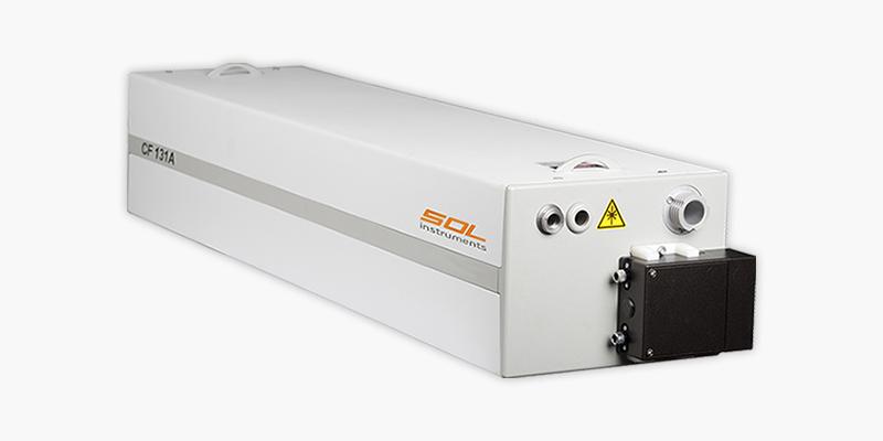 Автоматизированный перестраиваемый лазер CF131