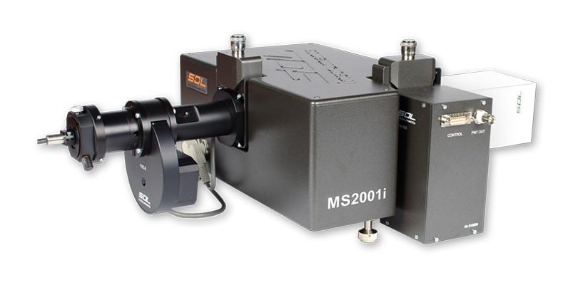 Компактный IMAGING монохроматор-спектрограф MS200