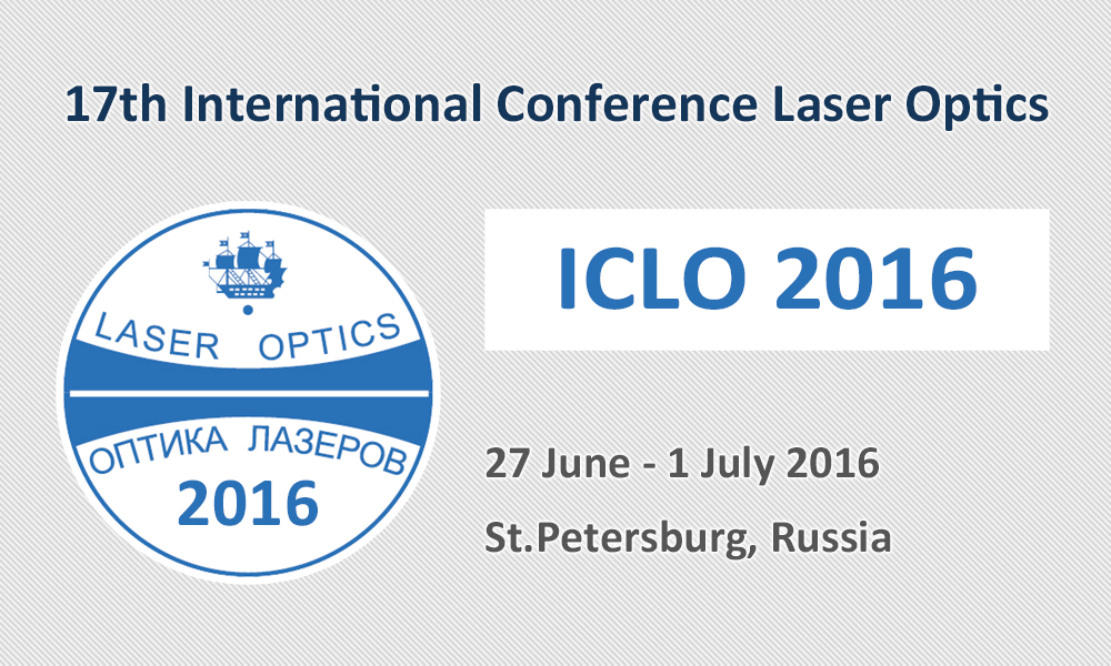 Conference ICLO 2016