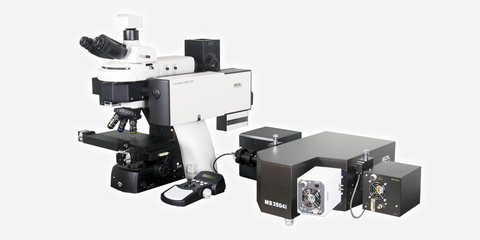 Микроскоп-спектрометр Confotec MR350