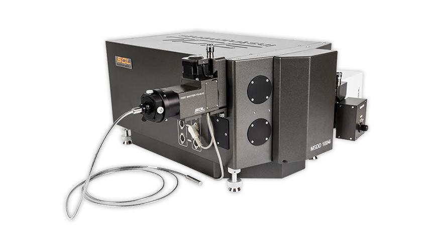 Двойной IMAGING монохроматор-спектрограф MSDD1000
