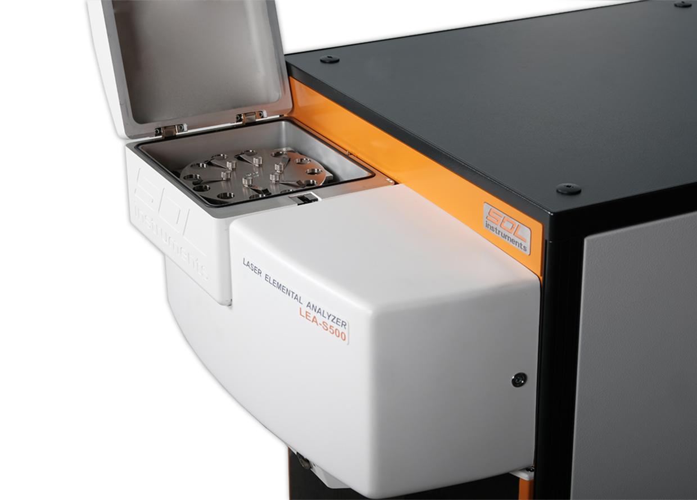 Лазерный анализатор элементного состава LEA‑S500