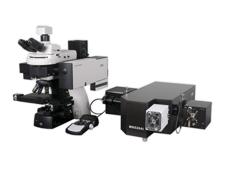 Конфокальный микроскоп комбинационного рассеяния Confotec MR520