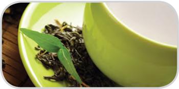 Определение минеральной составляющей в зеленом чае