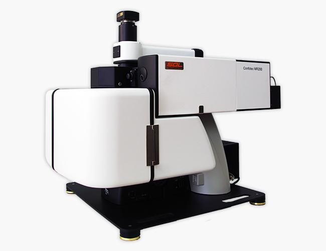 Высокоточный конфокальный микроскоп Confotec MR200