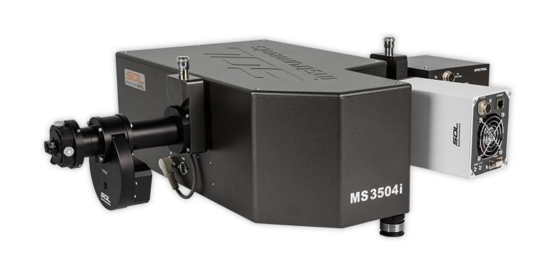 Универсальный IMAGING монохроматор-спектрограф MS350