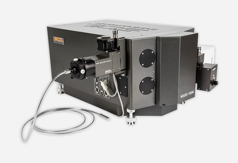 Imaging монохроматор-спектрограф MSDD1000