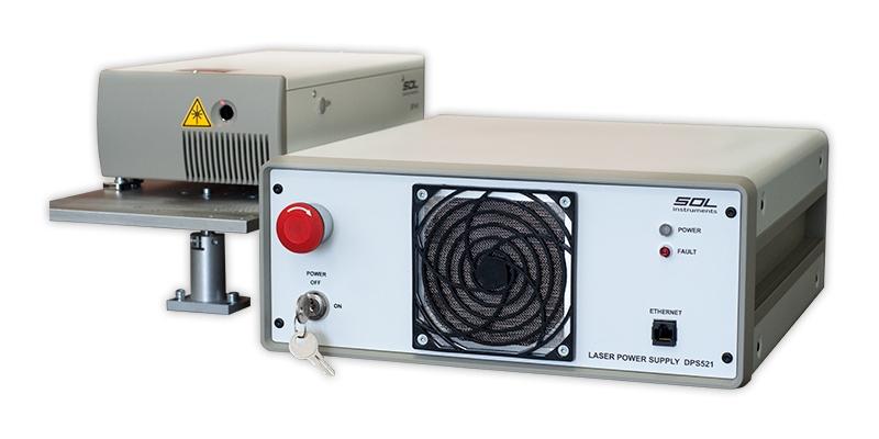 Лазер DF141