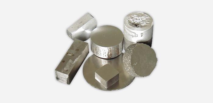Пробоподготовка: образцы металлов