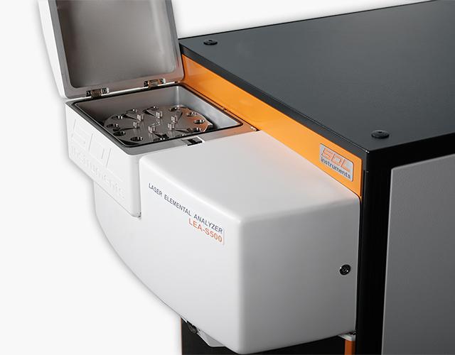 LEA-S500: камера для образцов