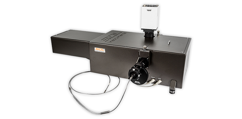 Длиннофокусный IMAGING монохроматор-спектрограф MS750