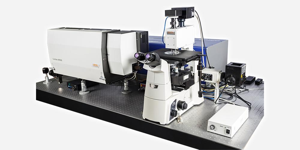 Многофункциональный микроскоп Confotec CARS