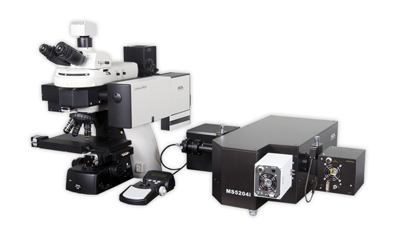 Микроскоп-спектрометр Confotec MR520