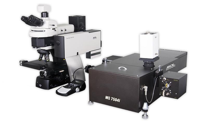 Микроскоп-спектрометр Confotec MR750