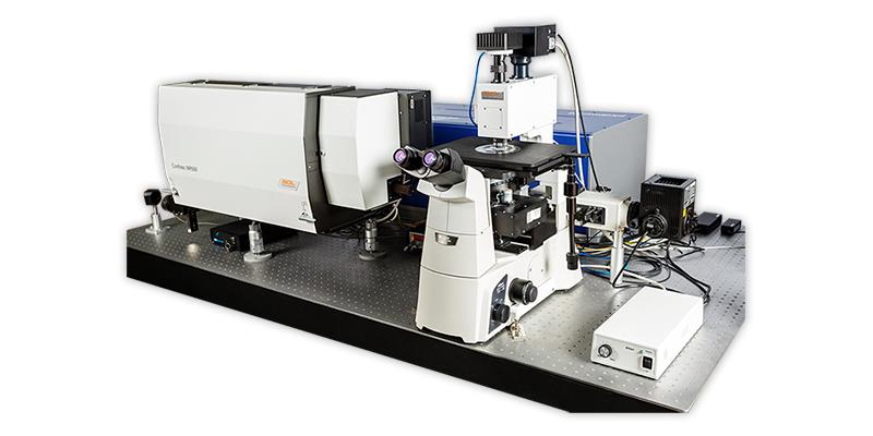 Многофункциональный конфокальный микроскоп Confotec CARS