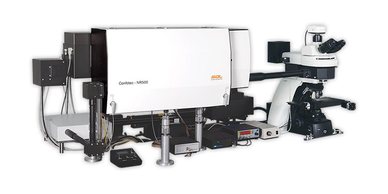 Монохроматор-спектрограф MS200