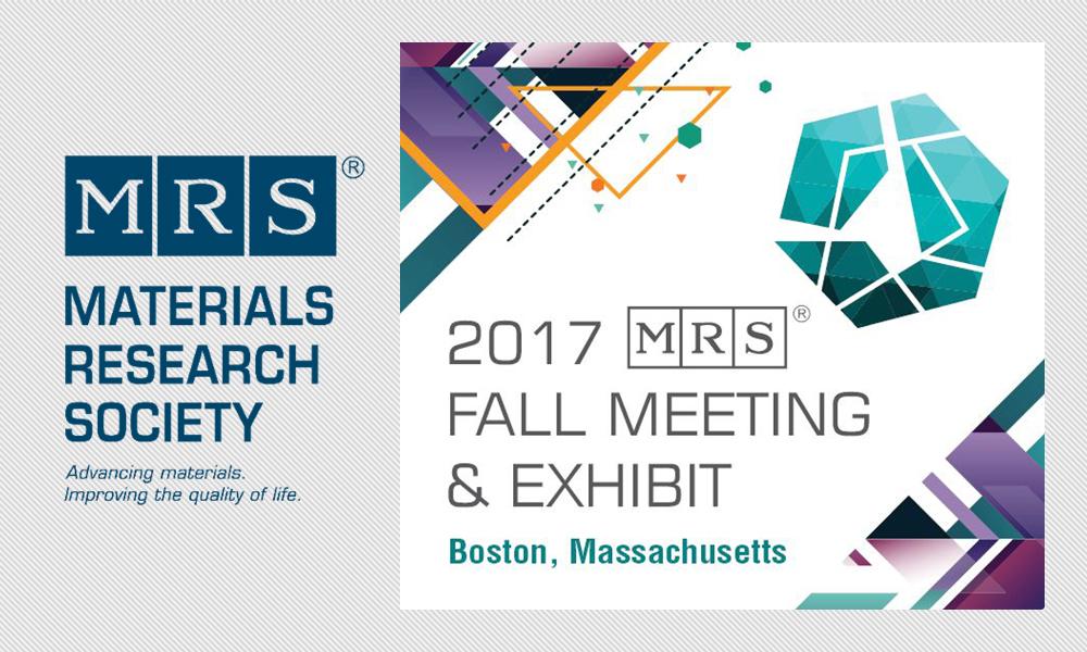 2017 MRS Fall Meeting & Exhibit