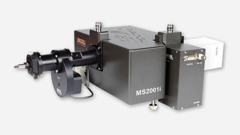 Imaging монохроматор-спектрограф MS200