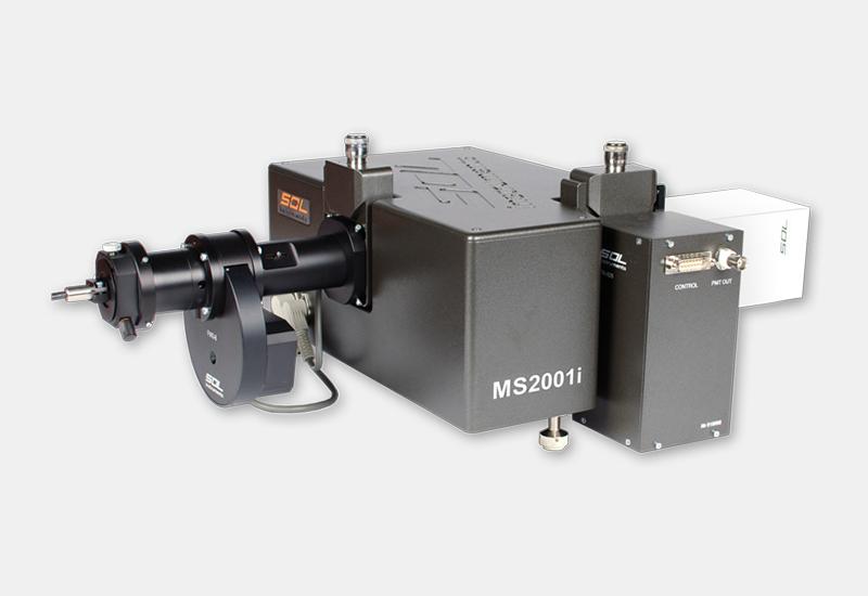 Спецификация монохроматора-спектрографа MS200
