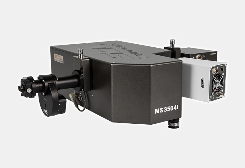 Спецификация монохроматора-спектрографа MS350