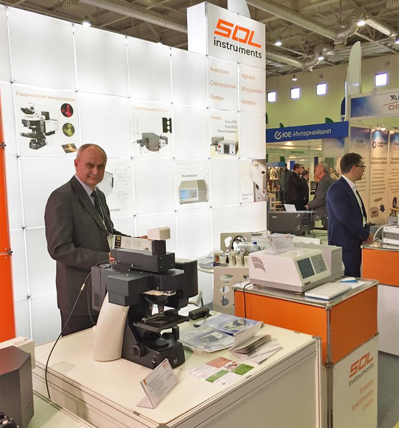 Конфокальный микроскоп Confotec® MR520 и спектрофотометр MC122
