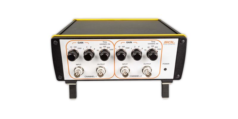 Lock-in amplifier SpectraLIA