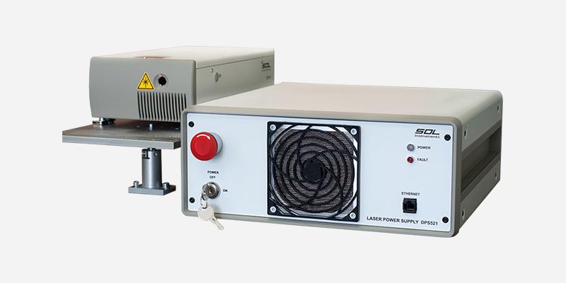 Импульсный DPSS лазер DF141