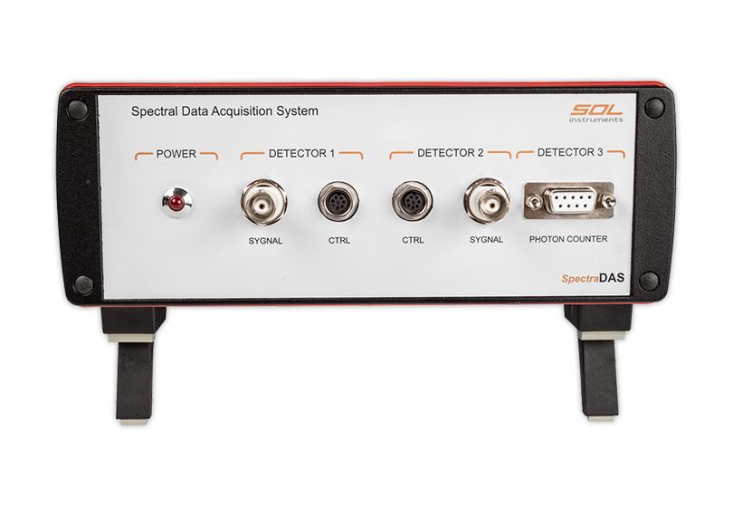Система регистрации SpectraDAS