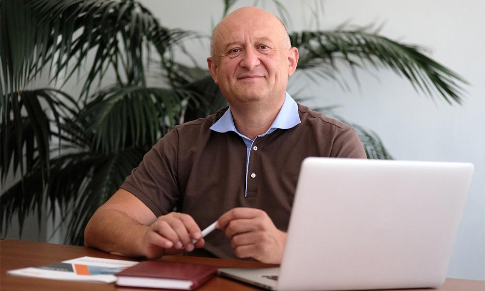 Valery Kapacheuski – CEO of SOL instruments Ltd.