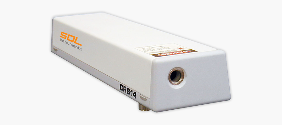 Solid-state Raman shifter CRS14