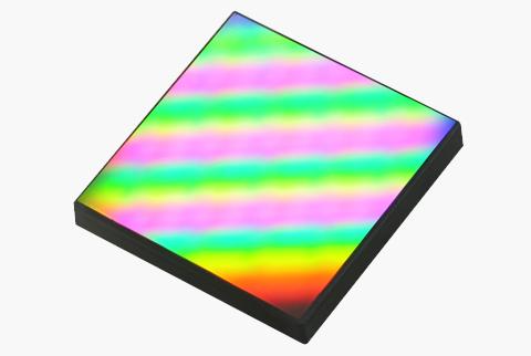 Дифракционная Grating спектрометра