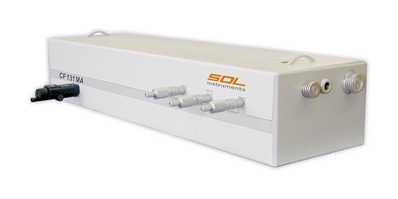 Перестраиваемый титан-сапфировый laser CF131M