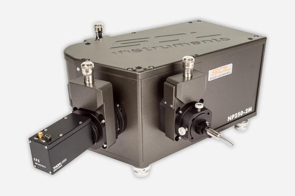 Двухканальный спектрограф NP250-2M