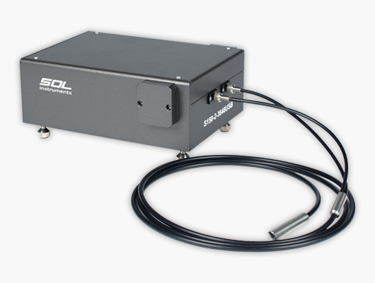 Two-channel spectrometer S150 Duo